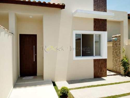 Casa, código 13 em Itanhaém, bairro Nova Itanhaém