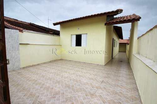 Casa, código 16 em Itanhaém, bairro Balneário Jequitibá