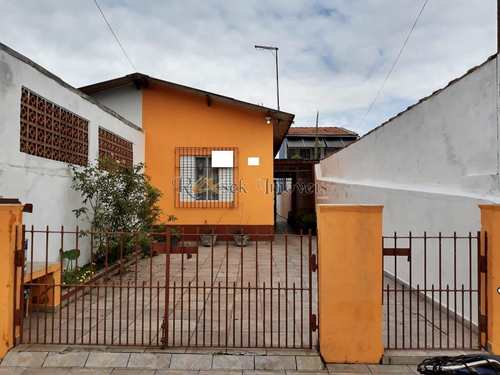 Casa, código 16 em Mongaguá, bairro Vera Cruz