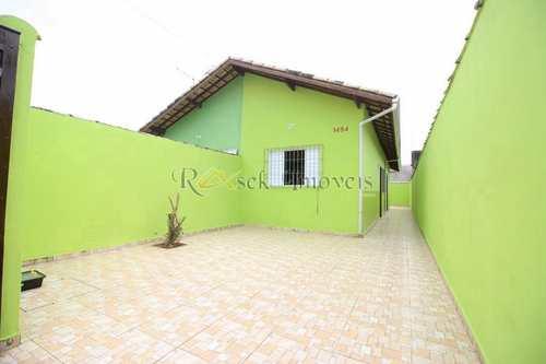 Casa, código 24 em Itanhaém, bairro Jardim Magalhães