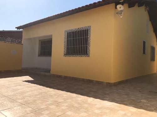 Casa, código 24 em Itanhaém, bairro Campos Elíseos