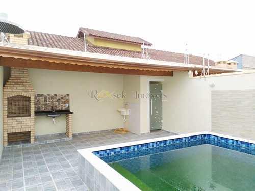 Casa, código 24 em Itanhaém, bairro Jardim Grandesp