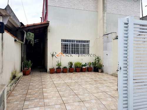 Casa, código 29 em Itanhaém, bairro Jardim São Fernando