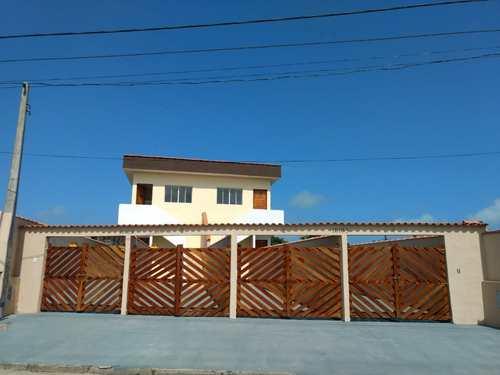Casa, código 29 em Itanhaém, bairro Jardim Regina