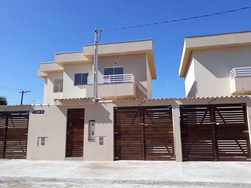 Casa, código 32 em Itanhaém, bairro Jardim Magalhães