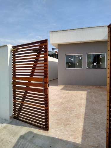 Casa, código 37 em Itanhaém, bairro Nossa Senhora do Sion