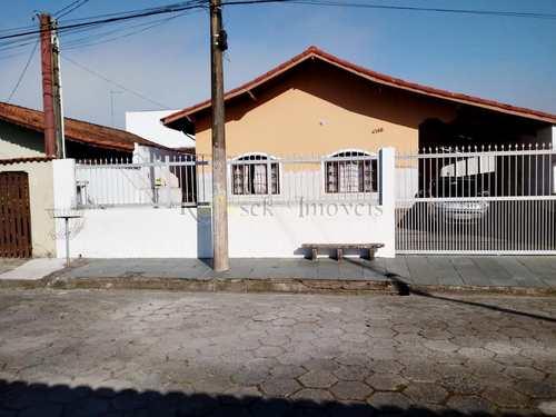 Casa, código 50 em Itanhaém, bairro Suarão