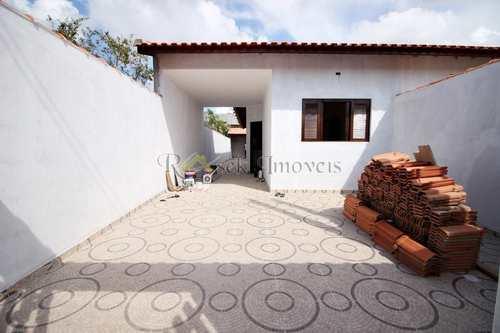 Casa, código 52 em Itanhaém, bairro Gaivotas