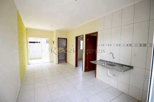 Casa, código 55 em Itanhaém, bairro Cibratel II