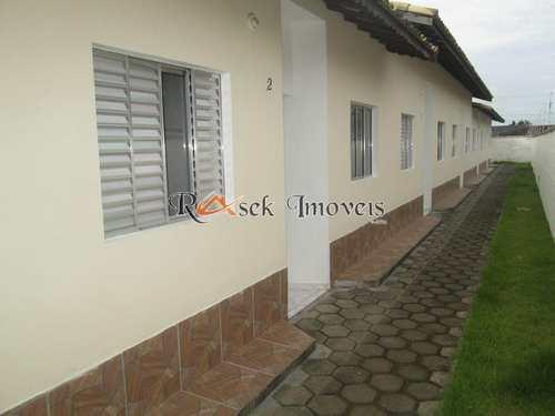 Casa, código 57 em Itanhaém, bairro Cibratel II