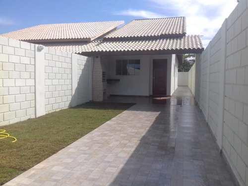 Casa, código 59 em Itanhaém, bairro Cibratel II