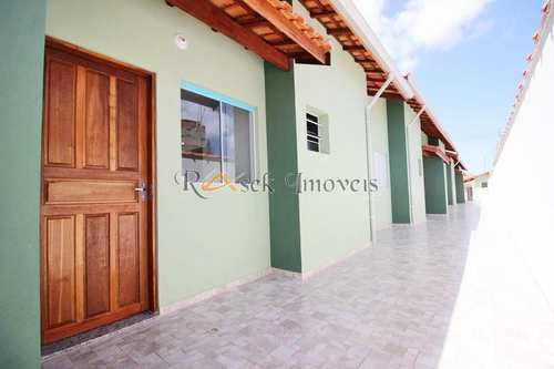 Casa, código 60 em Itanhaém, bairro Cibratel II