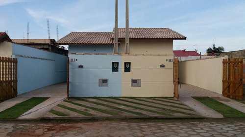 Casa, código 62 em Itanhaém, bairro Savoy