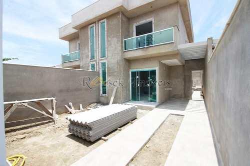 Casa, código 66 em Itanhaém, bairro Bopiranga
