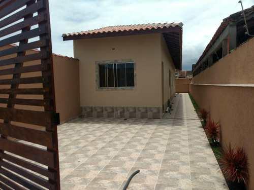 Casa, código 78 em Itanhaém, bairro Nossa Senhora do Sion