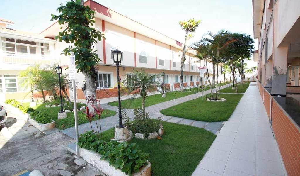 Kitnet em Itanhaém, bairro Suarão