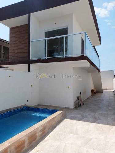 Casa, código 97 em Itanhaém, bairro Gaivotas