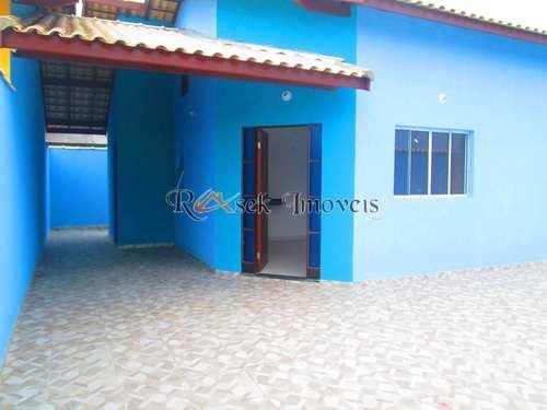 Casa, código 97 em Itanhaém, bairro Cibratel II