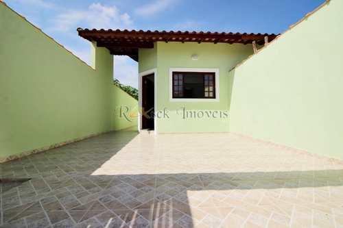 Casa, código 99 em Itanhaém, bairro Jardim Magalhães