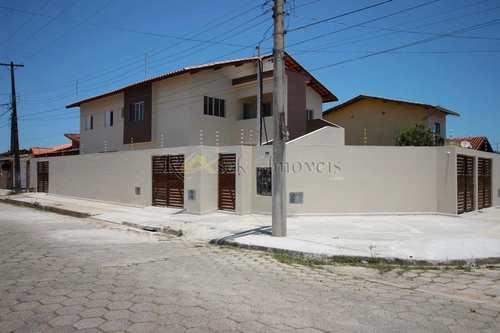 Casa, código 100 em Itanhaém, bairro Jardim Magalhães