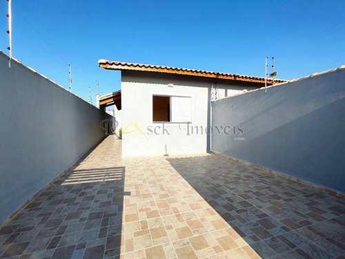 Casa, código 107 em Itanhaém, bairro Jardim Grandesp