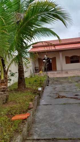 Casa, código 109 em Itanhaém, bairro Jardim São Fernando