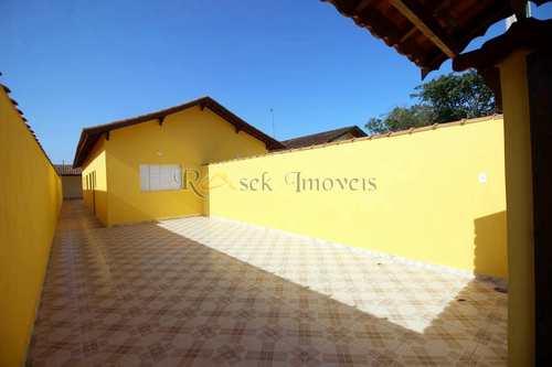 Casa, código 110 em Mongaguá, bairro Flórida Mirim