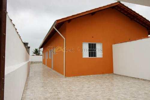 Casa, código 120 em Itanhaém, bairro Bopiranga