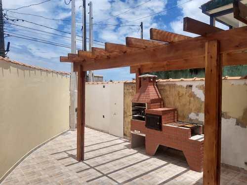 Casa, código 133 em Itanhaém, bairro Santa Júlia
