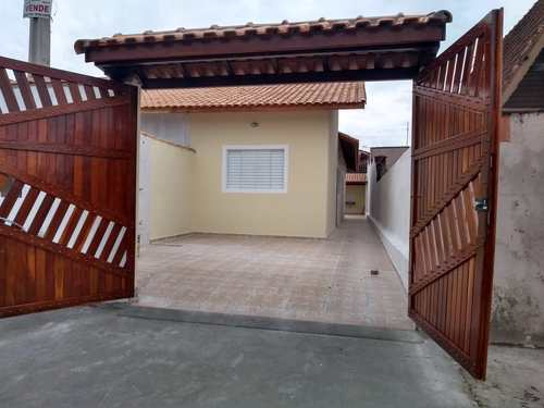 Casa, código 142 em Itanhaém, bairro Santa Júlia