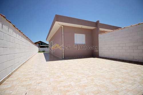 Casa, código 143 em Itanhaém, bairro Nossa Senhora Sion