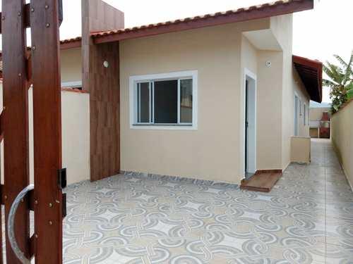 Casa, código 144 em Itanhaém, bairro Nova Itanhaém