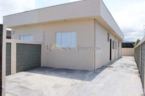 Casa, código 147 em Itanhaém, bairro Nova Itanhaém