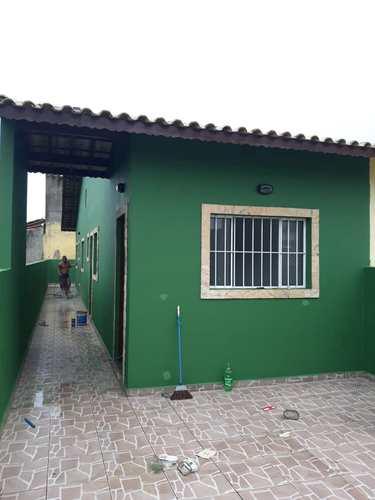 Casa, código 148 em Itanhaém, bairro Cibratel II