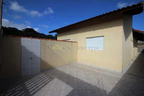 Casa, código 152 em Itanhaém, bairro Jardim Magalhães