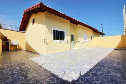 Casa, código 156 em Itanhaém, bairro Nova Itanhaém