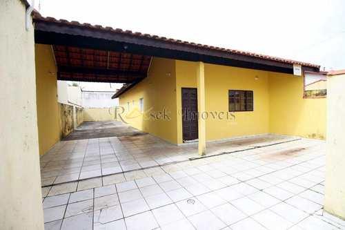 Casa, código 157 em Itanhaém, bairro Bopiranga