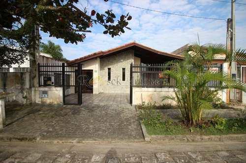 Casa, código 161 em Itanhaém, bairro Cibratel I