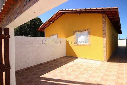 Casa, código 168 em Itanhaém, bairro Nova Itanhaém