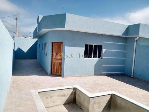 Casa, código 171 em Itanhaém, bairro Gaivotas