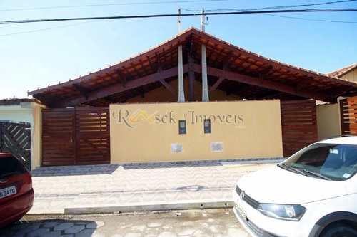 Casa, código 179 em Mongaguá, bairro Flórida Mirim