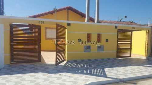 Casa, código 181 em Itanhaém, bairro Suarão
