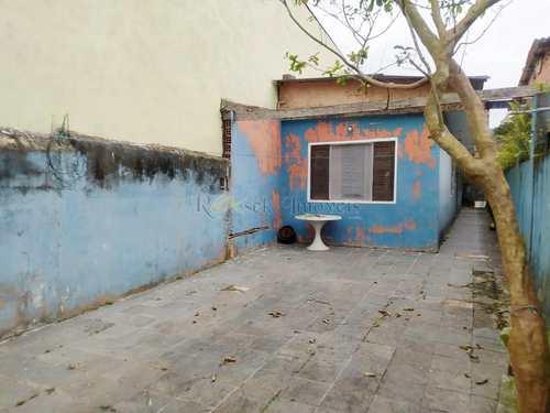 Casa, código 181 em Itanhaém, bairro Balneário Jequitibá