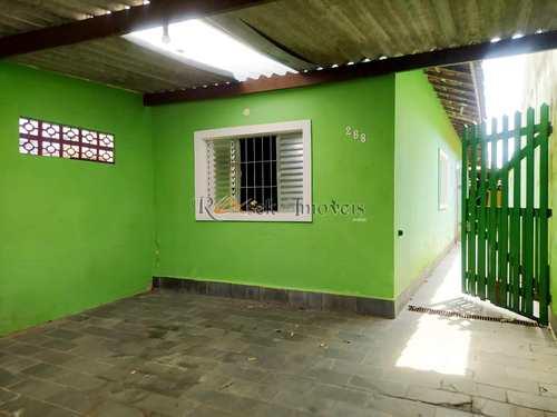 Casa, código 181 em Itanhaém, bairro Nossa Senhora Sion