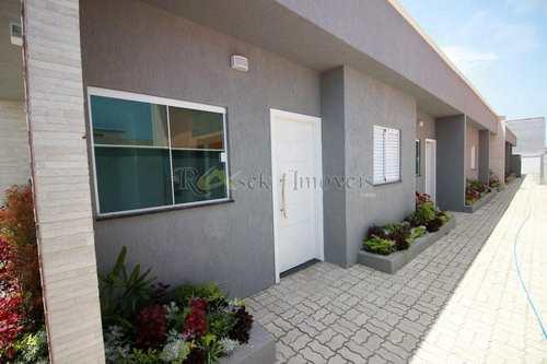 Casa, código 184 em Itanhaém, bairro Cibratel II