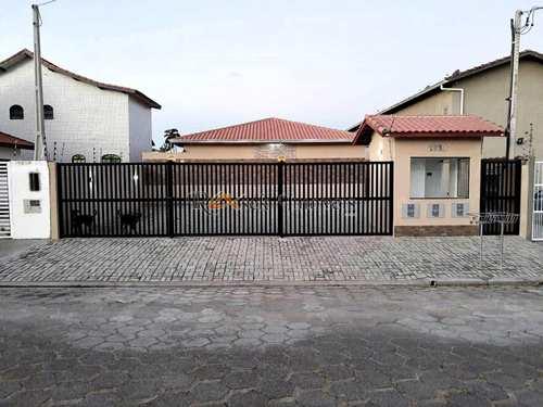 Casa, código 191 em Itanhaém, bairro Cibratel II