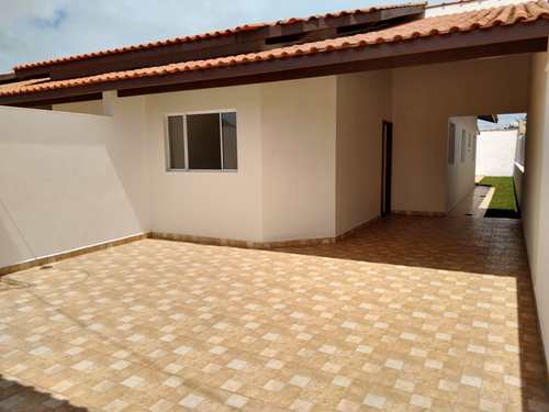 Casa, código 196 em Itanhaém, bairro Bopiranga
