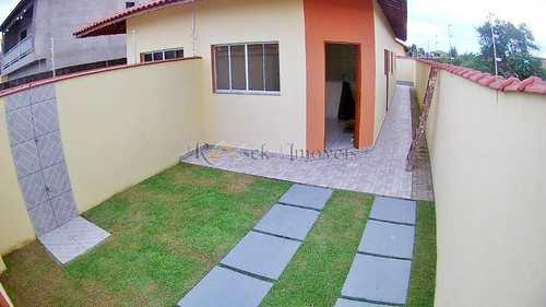 Casa, código 211 em Itanhaém, bairro Jardim Magalhães