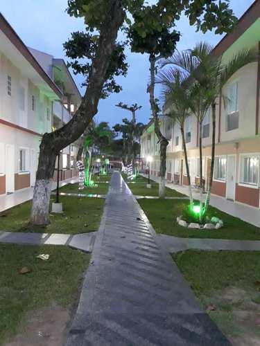 Casa, código 217 em Itanhaém, bairro Suarão
