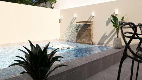 Casa, código 219 em Itanhaém, bairro Jardim São Fernando